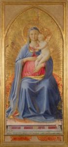Madonna col Bambino detta Madonna di Pontassieve