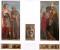 Dossale dei quattro Santi